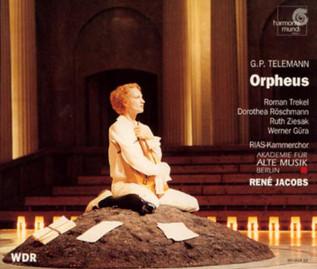 Orpheus / Telemann