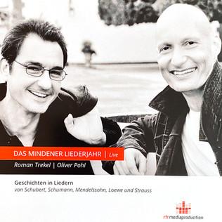 CD zum Mindener Liederjahr