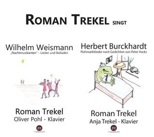 Lieder von Wilhelm Weismann und Herbert Burckhardt