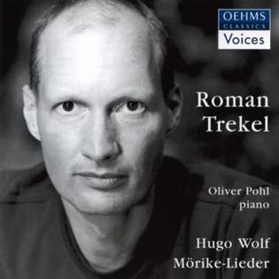Mörike-Lieder / 2001
