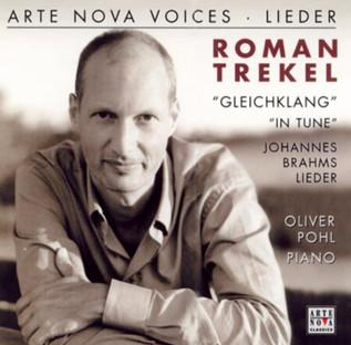 Gleichklang / Brahms-Lieder