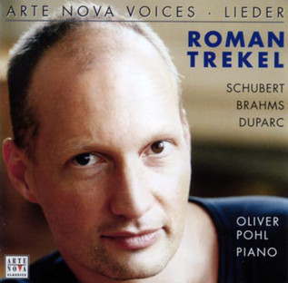 Schubert / Brahms / Duparc
