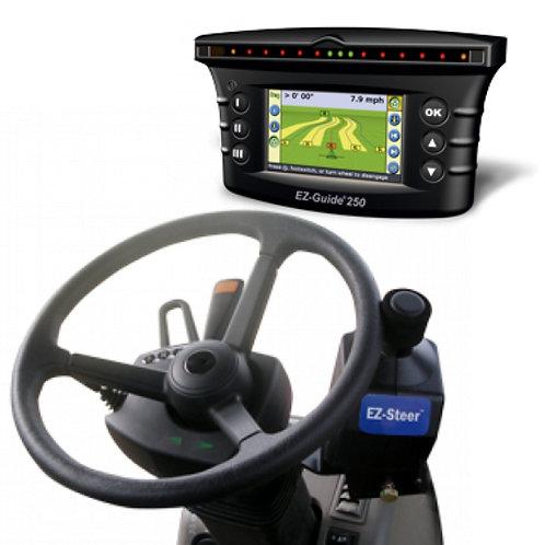 Monitor AG250 + Piloto EZ-Steer