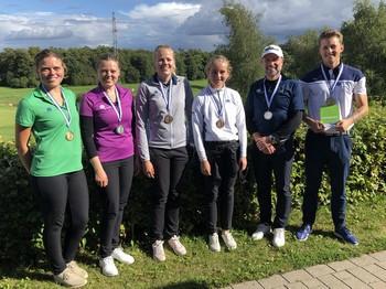 Eliten i Skovbo Golfklub