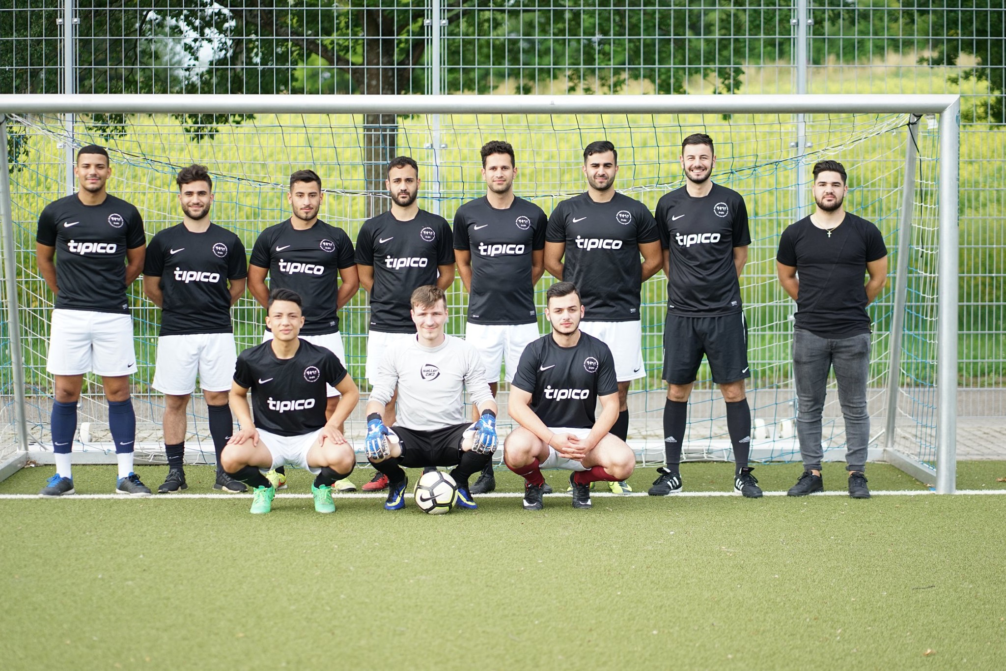 KrAS Fußballmannschaft