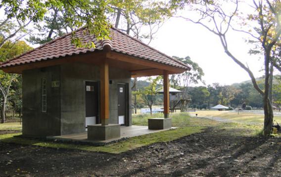 東伊豆町 公園WC