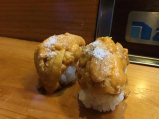 お寿司の夕べ
