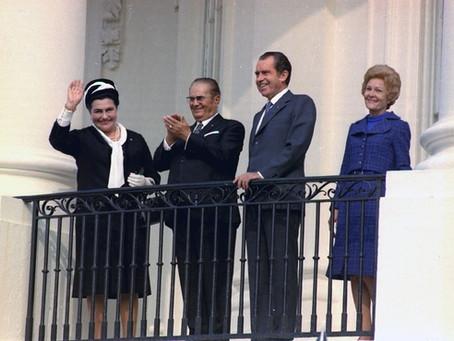 Becoming Nixon (and Tito)