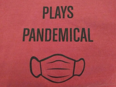 What Not Why: Making Art in a Pandemic