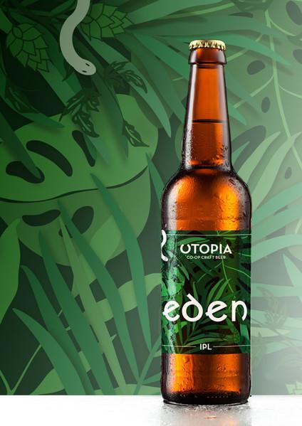 Utopia beer eden - fotomada studio