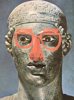 Humor was a big thing, back in Ancient Greece