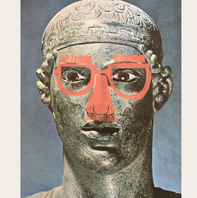 """""""Humor was a big thing, back in Ancient Greece"""""""