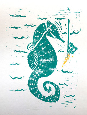 Sea Horse, see?