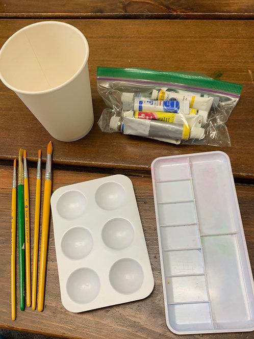 Watercolor Kit (Used)