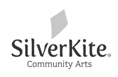 Logo with Space Black and White Tagline.
