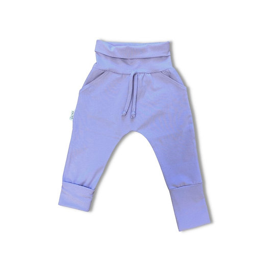 Pantalon ÉVOLUTIF lavande