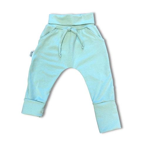 Pantalon ÉVOLUTIF menthe