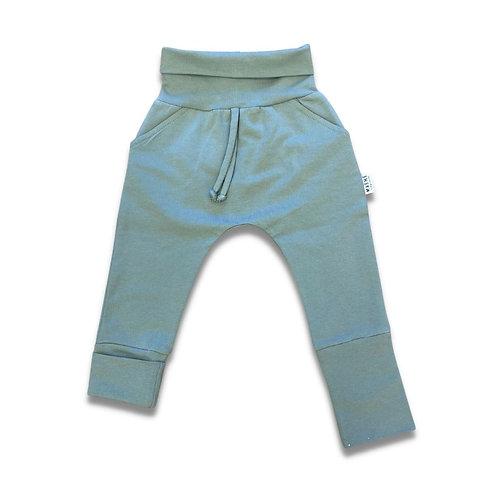 Pantalon ÉVOLUTIF eucalyptus