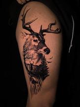 Dimitri Tattoo's _ibnative 👊 my bro, th