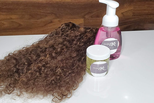 Infamous Pony Package- Medium Hair