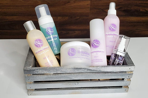 BKB Dry Hair Package (Hydraology Collection)