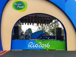 LIVE SITE RIO 2016