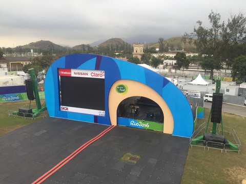 OLYMPIC LIVE SITE – RIO2016