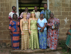 Christine and Denise with Anyo Group