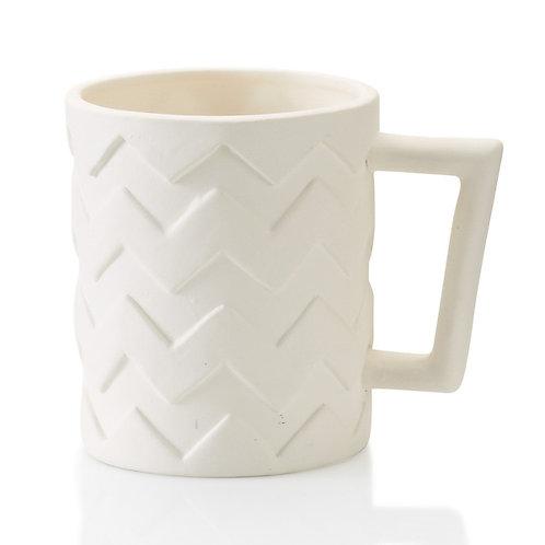 Cheveron Mug
