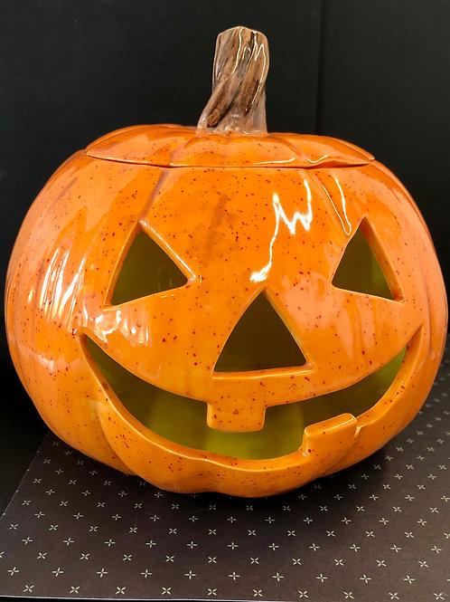 Light up pumpkin w/light kit