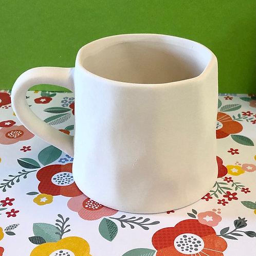 Forged bell mug