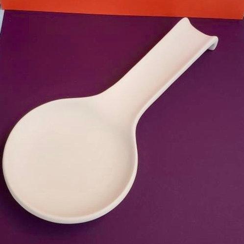 Long spoon rest