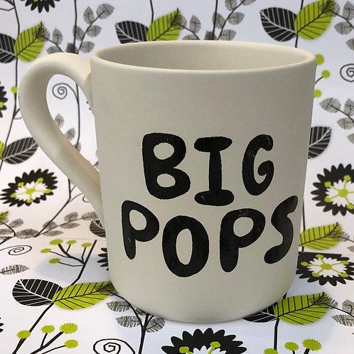 Big pops mug