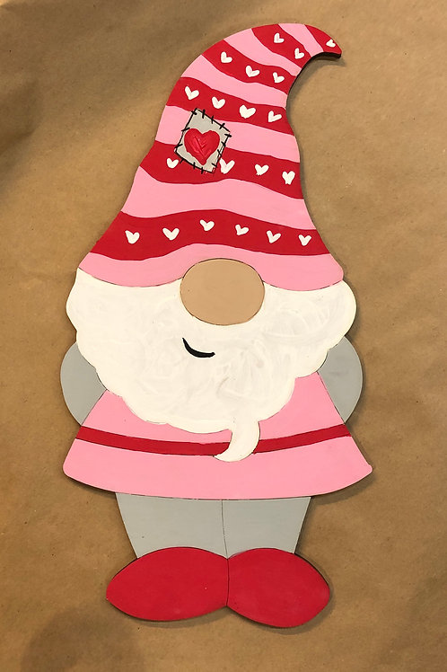"""12"""" Gnome wood cut out"""