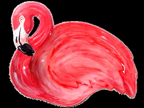 Flamingo dish