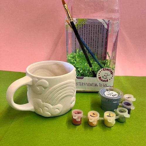 Rainbow Mug Kit