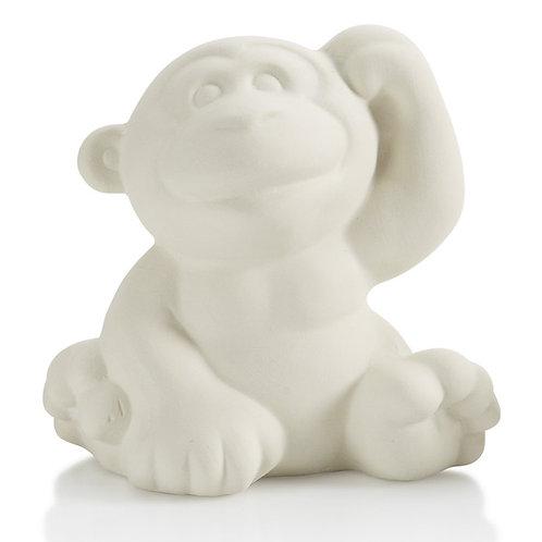 Monkey figurine