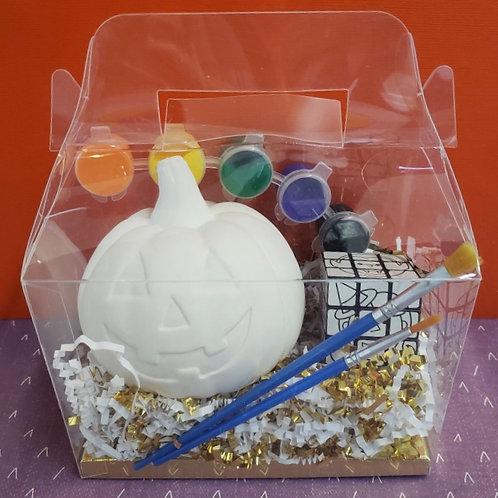 Jack -O-lantern kids kit