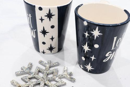 Mid Mod Mug Set W/ video link