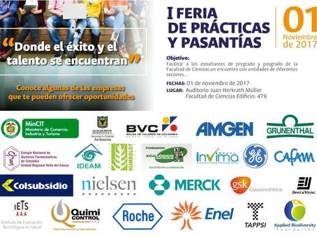 ABF en la Feria de Prácticas y Pasantías.