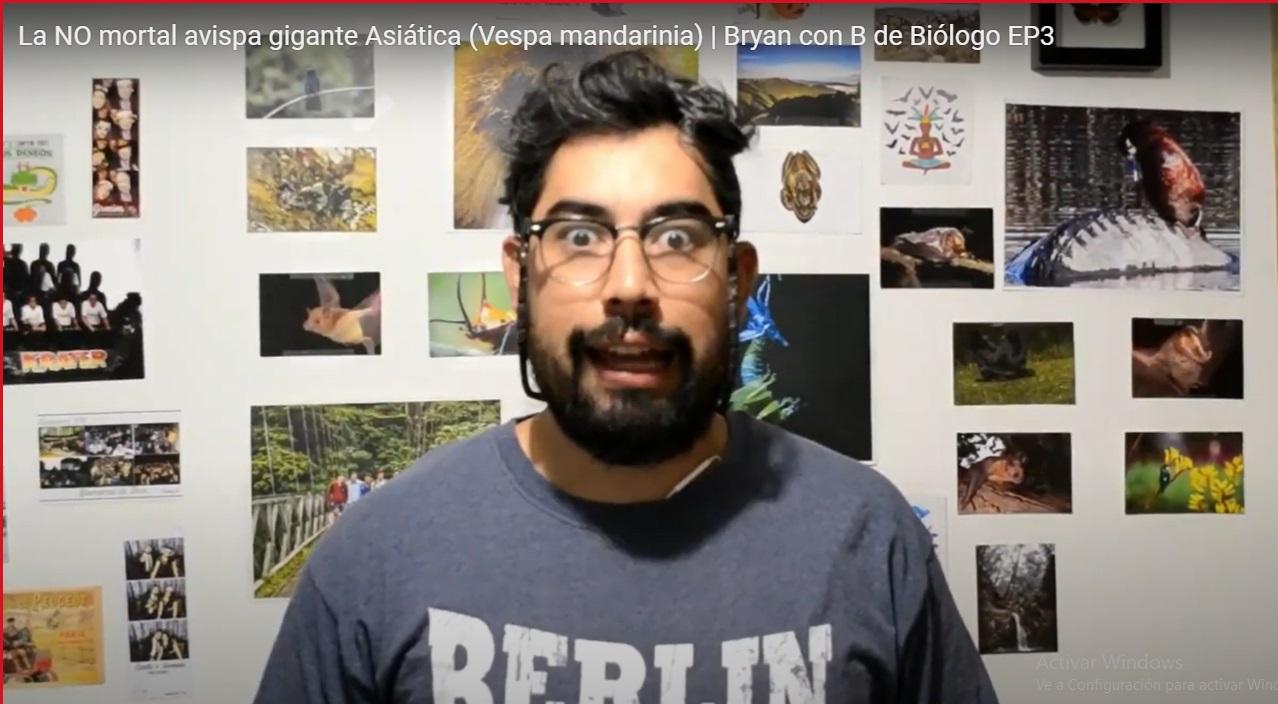Brayan con B de Biologo 2