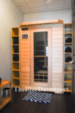 Rhinelander Northwoods Wisconsin Infrared Sauna