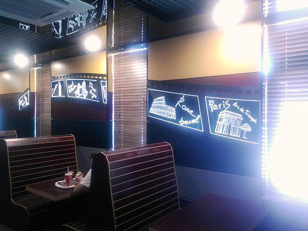 Производство торгового оборудования для кафе, баров, ресторанов.