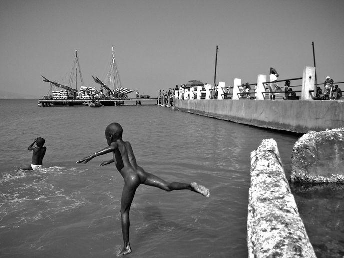 Cite Soleil, Haiti, 2013, Archival Inkjet Print, Series of 5