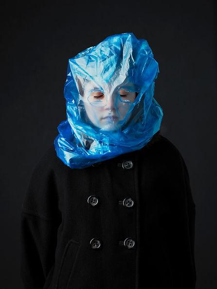 Covid Mask V1, 2020, Fine Art Inkjet Print, Series of 10
