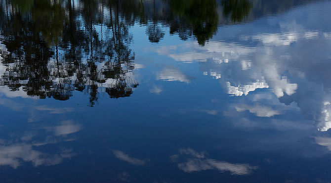 Reflections, Sopo, Colombia, 2017, Chromogenic Print, Series of 20
