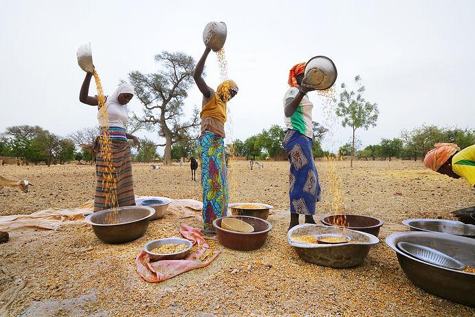 Burkina-Faso #2, 2019, Archival Pigment Print, Series of 5