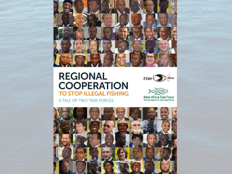 New Report - Regional Cooperation to Stop Illegal Fishing: A Tale of Two Task Forces