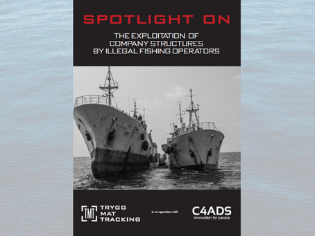 Spotlight on: The Exploitation of Company Structures by Illegal Fishing Operators