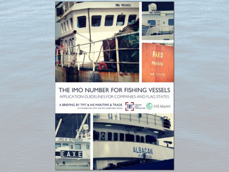 Briefing - The IMO Number for Fishing Vessels